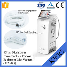 Professionele 808nm diode laser machine/808 nm diode laser/diode laser behandeling