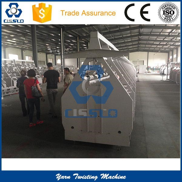 PET PP POLYPROPYLENE FANCY YARN PRECISION WINDING MACHINE