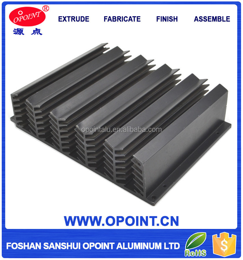 Wholesale China Factory Anodized Extrusion Amd Cpu Heatsink