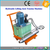 Automatic HYZ steel rebar hydraulic tension machine