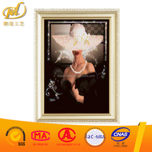 Diamond Embroidery Woman DIY 5D Diamond Painting Angels Sets Drill Bead Cross Stitch Round Crystal Embroidery