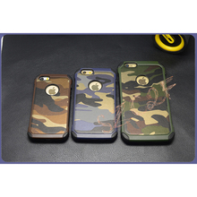 New Arrival Different Camouflage Armor Defender phone case for iPhone5G for iPhone 5 SE for Iphone 5s