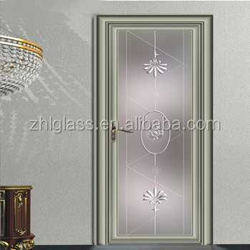 art glass for door made in china