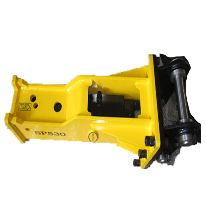 Luxury rock breaker attachment for excavator road machine retro sale with high quality