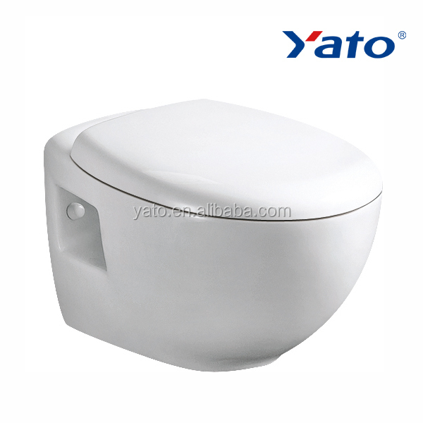 China Sanitary Ware Manufacturer Bathroom Wall Hung Toilet
