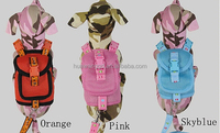 Fresh mesh vest travelling bag for dog