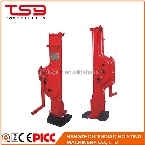 Highway manual hand tools stand types car jack, jack car