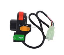 Fashion Light, Turn Signal & Horn Switch Electric Bike