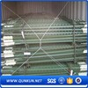 Silver Colour Galvanized Metal Steel Fence Tubular Posts T-Post