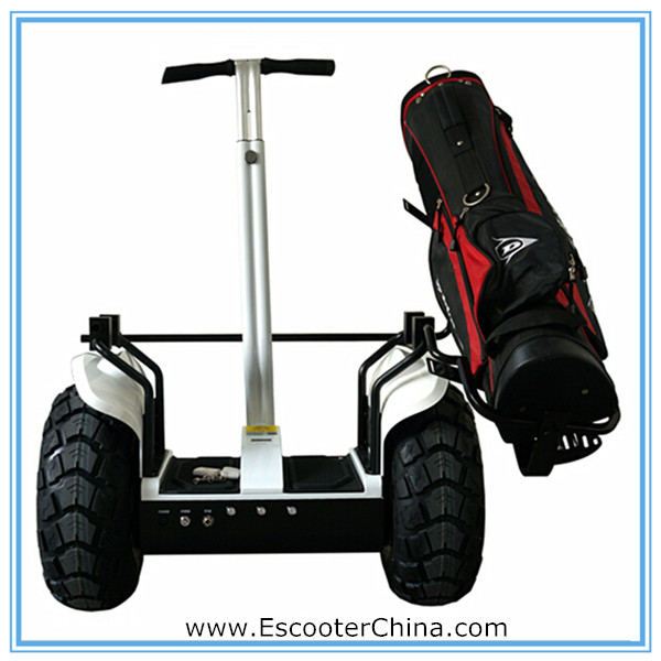 Urban leisure self balance vehicle 2 wheel mobility electric golf scooter