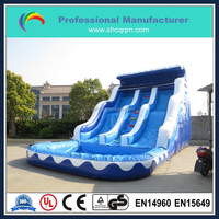 hot sale giant inflatable water slide for adult,inflatable water slide with pool,water slide slip n slide