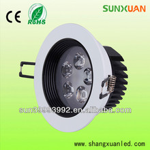 7w surface mounted led ceiling light halogen rechargeable searchlight