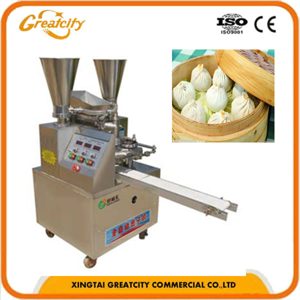 DHL shipping 45kg stainless steel momo maker machine/empanada/gyoza making equipment
