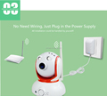 Best indoor Mini PTZ wireless wifi android/ios IP camera