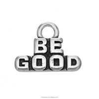 fashion and cheap lead and nickle free metal alloy alphabet be good charms jewelry bulk buy from china