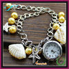 Original stone pearl bracelet 2013 new trendy watches for women