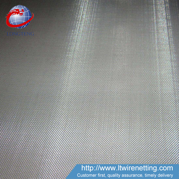 AISI standard 304 316 316L cheap stainless steel mesh 200