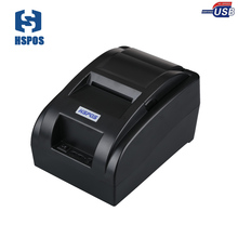 Hot sale 58mm hotel bill receipt printer USB thermal printer price in india with win10 driver for ESC/POS printing