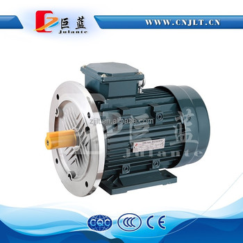 IMB35 Foot and Falnge Mounted Electric Motor Alu Housing
