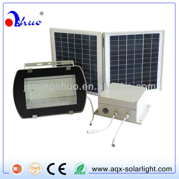 108D Super Bright Solar Flood Light systems For Garden Use