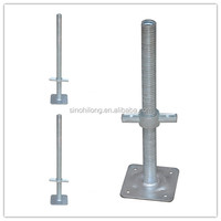 Ajustable Scaffolding U Head Jack Base / Scaffold Screw Jack /Scaffold Jacks