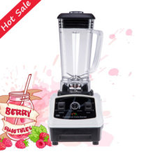 Factory cheap portable electric ice cream smoothie blender