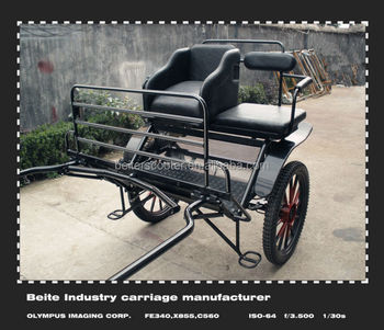 welsh pony cart, two wheel gig. CDE carriage