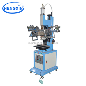 Cylinder Cone-cup Hot foil stamping machine