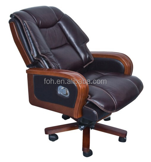 Reclining Executive Office chair New Design Ergonomic Office Chair(FOH-1091)