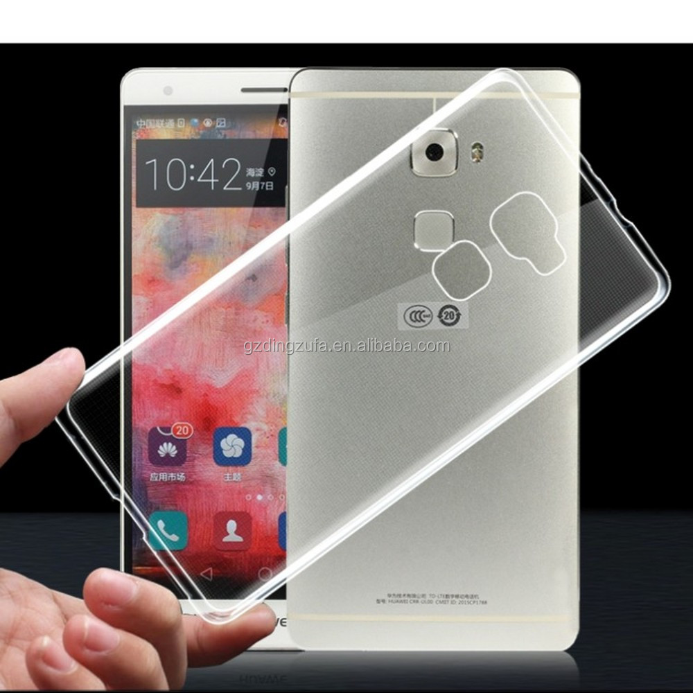 Transparent tpu cover case for ZTE Blade <strong>A1</strong>,mobile phone accessories hard PC phone case for ZTE Blade <strong>A1</strong>