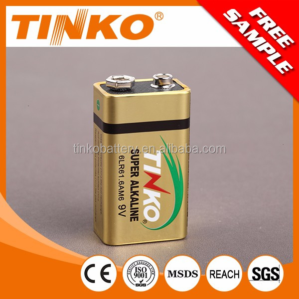 wireless microphone battery 9v size /Alkaline battery