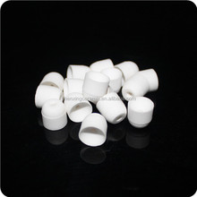 high heat resistance electrothermal ceramic bowl type 95% alumina ceramic bead insulator for electric wire