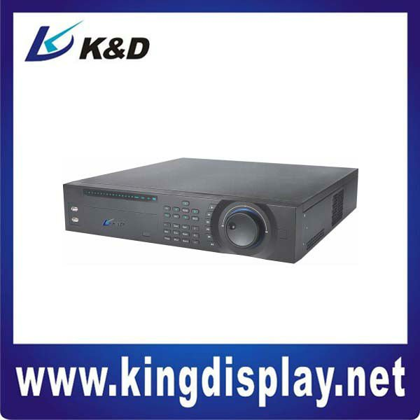 4/8/16 Channel 2U NVR Network Video Recorder with CMS software