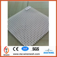 Hot-sale Style Perforated Wire Mesh / Punched Hole Metal Mesh(ISO9001)