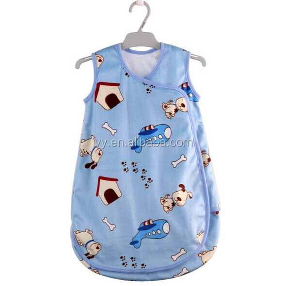 2016 fashion color newborn sleeping bags for infant baby