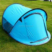 Camping Easy Foldable Automatic Setup Pop Up Instant Family Tent