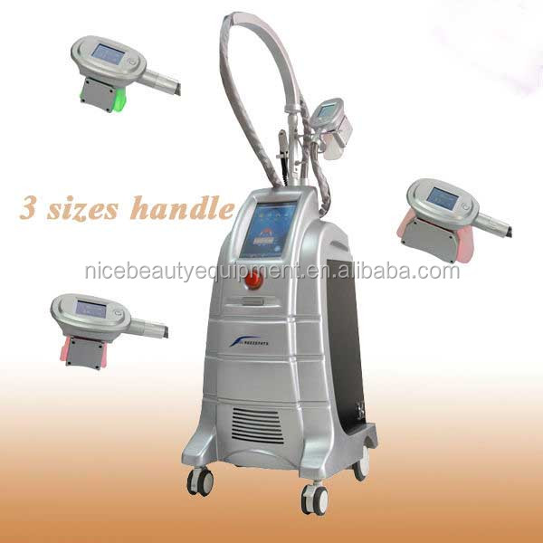 Fat Freezing Weight Loss Beauty Cooling Body Slimming Machine System for Cooling Local Obesity with Vacuum
