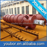 Vacuum System operating waste lube oil recycle machine