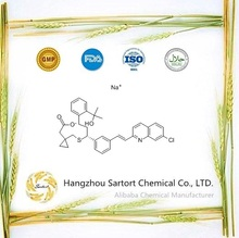 Pharmaceutical industry suppliers Montelukast Sodium 151767-02-1