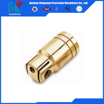 customized cnc machinery part made of copper aluminum alloy stainless and carbon steel machining part cnc turning Part