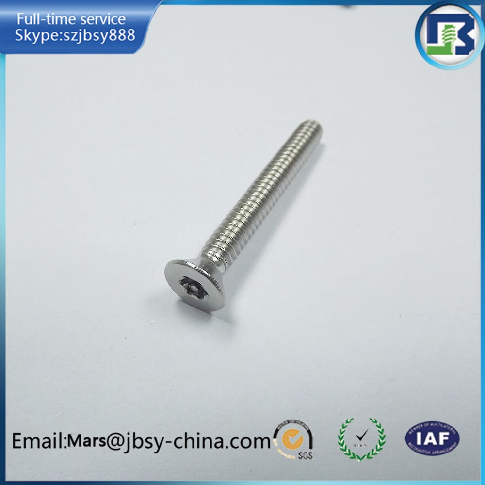 China factory supply security nuts and bolts for building Industry