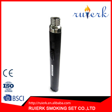 Jet Flame Pencil Butane Gas Refillable Lighter Torch Fuel Welding Hot Soldering Pen Real Powerful Lighter EK-902
