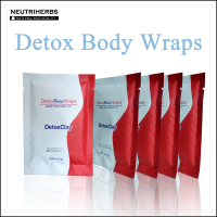 Natural Cosmetic Herbal Body Wrap Anti