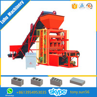 qtj4-26 cost of fly ash brick making machine