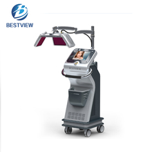 Most effective and fast hair growth laser 670nm diode laser for hair loss therapy