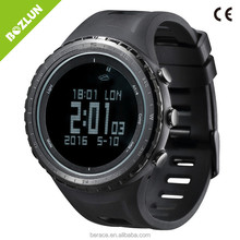 Men BOZLUN OEM High Quality Altimeter Outdoor Sport Watch Barometer wristwatch