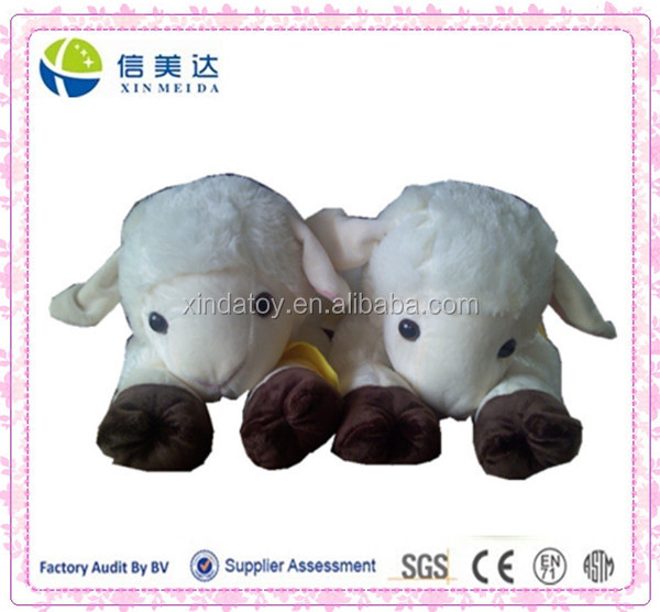 Plush Cute Sheep Candy Bag Soft Baby Toy