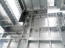lightweight construction materials aluminum alloy formwork