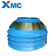 cone crusher wear parts concave mantle for mining equipment
