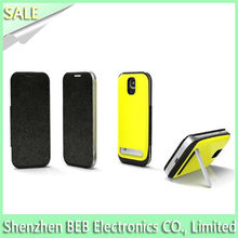 Marketable external battery charger case for samsung s4 i9500